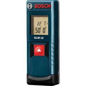 Bosch Télémètre laser GLM 15 - 0601072800