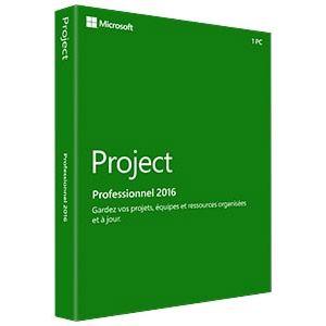 Project Professional 2016 [Windows]