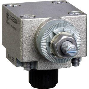 Schneider Electric ZCKE05 Métal Tête D'interrupteur de Position ZCKE, Sans Levier Rappel de Ressort