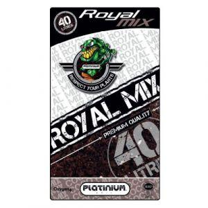 Platinium Soil Platinium Terreau Royal-Mix Avec Perlite Sac De 40L, Croissance Et Floraison , Enrichi Pour 6 Semaines