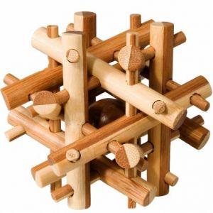 Edition fridolin Casse-tête bambou Baguettes magiques