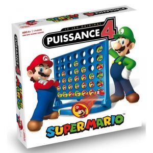 Winning Moves Puissance 4 Nintendo Super Mario