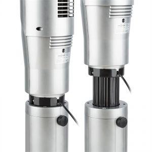 OneConcept Northpeak - Ventilateur colonne avec fonction ioniseur et télécommande
