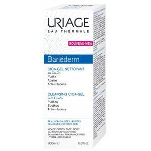 Uriage Bariéderm - Cica gel nettoyant