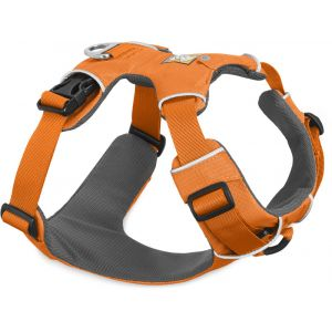 Ruffwear Harnais pour chien Front Range orange - Taille : L / XL