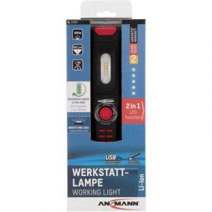 Ansmann Lampe d'atelier à batterie IL300R 1600-0152