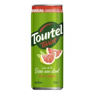 Tourtel Twist Agrume 33cl (pack de 24)