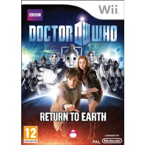 Doctor Who : Return to Earth [Wii]