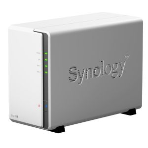 Synology DS216J - Boîtier NAS tour 2 baies Gigabit Ethernet