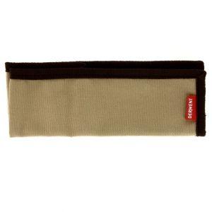 Derwent Trousse Pocket Wrap, pour 12 crayons