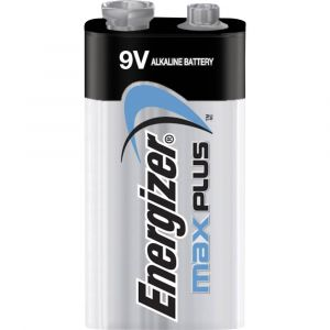 Energizer Max Plus Pile bloc 9 V alcaline(s) 9 V 1 pc(s)