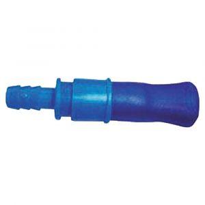 Raidlight Pipette de rechange Sac hydratation / Gourde Bleu - Taille TU