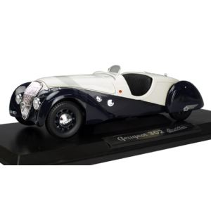 Norev 184705 - Peugeot 302 Darl Mat Roadster - 1937 - Echelle 1:18