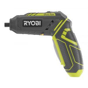 Ryobi R4SDP-L13C - Tournevis sans fil 4V - 1.3Ah quick-turn