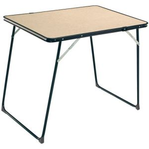 alpina garden ottawa table de camping 80 x 60 cm