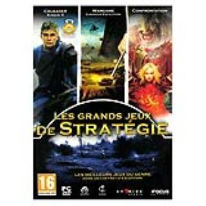 Les Grands Jeux de Stratégie : Wargame + Crusaders Kings II + Confrontation [PC]