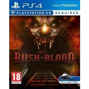 Rush of Blood - Jeux Playstation VR [PS4]