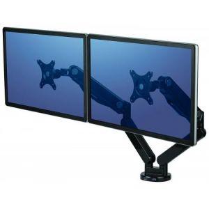 Fellowes 8042501 - Bras d écran Platinum Series, pour 2 écrans à ... 509211d02a7e
