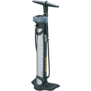 Topeak JoeBlow Booster - Pompe à vélo - noir/argent Pompes à pied