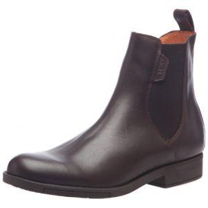 Aigle Orzac, Chaussures d'équitation homme - Marron (Dark Brown), 44 EU