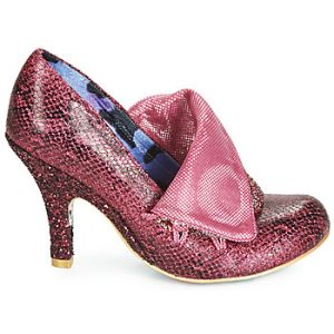 Irregular Choice Chaussures escarpins FLICK FLACK rose - Taille 36,37,38,39,40,41,42,43