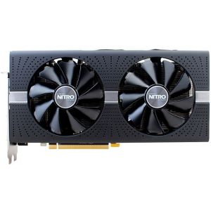 Sapphire Technology 11266-09-20G - AMD NITRO+ RADEON RX 570 8G GDDR5