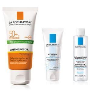 La Roche-Posay Coffret Anthelios XL Anti-Brillance 50ml  Hydreane Légère 15 ml