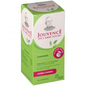 Omega Pharma Jouvence de L'Abbé Soury - 180 Comprimés