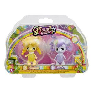 Giochi Preziosi Glimmies Rainbow Friends Honeymia / Renelka