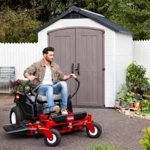 Keter Abri de jardin en résine 6,5m² Montfort 759 avec plancher