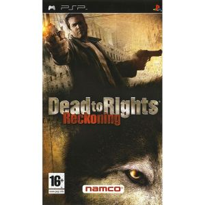 Dead to Rights : Reckoning sur PSP