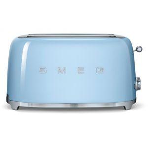 Smeg TSF02PBEU - Grille-pain 2 fentes