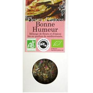 Florisens Fleurs d'Epices Bonne Humeur Bio 25g