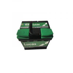 Lucas Batterie de démarrage Premium L1G LP077 12V 45Ah / 390A