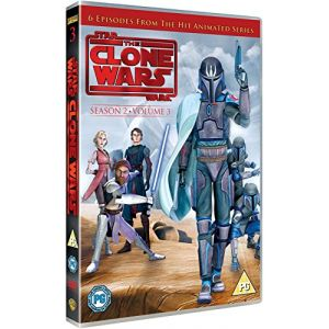 Star Wars: the Clone Wars [STANDARD EDITION] [Import anglais] [DVD]