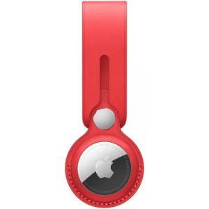 Apple Lanière AirTag lanière Cuir (PRODUCT)RED