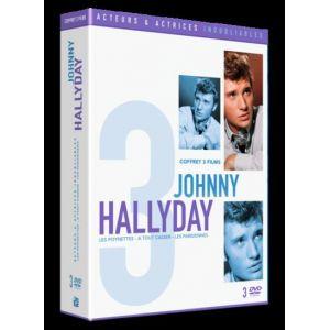 Inoubliable Johnny Hallyday - Coffret : Les Poneyttes + À tout casser + Les Parisiennes