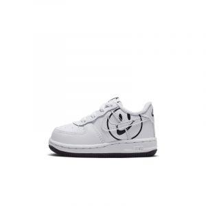 save off 7ff55 50551 Nike Chaussure Force 1 LV8 2 pour Bébé et Petit enfant - Blanc ...