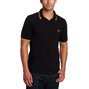 Fred Perry Polo THE SHIRT Noir - Taille XXL,S,M,L,XL,XS