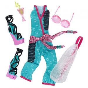 Mattel Monster High Lagoona Blue uniformes
