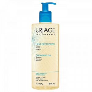 Uriage Eau Thermale - Huile nettoyante