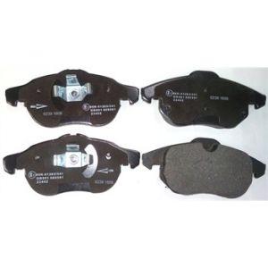 Norauto 4 plaquettes de frein NRP1520