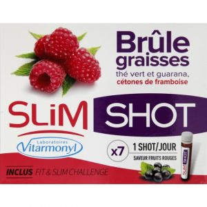 Laboratoires Vitarmonyl Slimshot brule-graisses