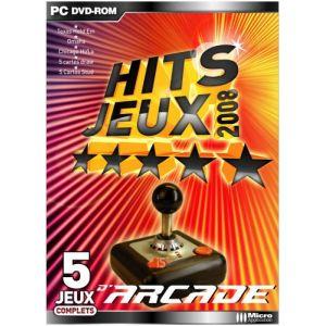 Hits Jeux 2008 : Arcade (5 jeux) [PC]