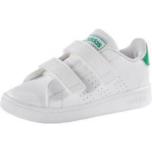 Adidas Advantage BB Blanc Vert