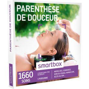 Smartbox Parenthèse de douceur - Coffret cadeau 1660 soins