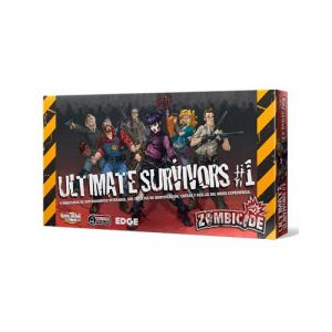 Edge Zombicide Ultimate Survivors #1