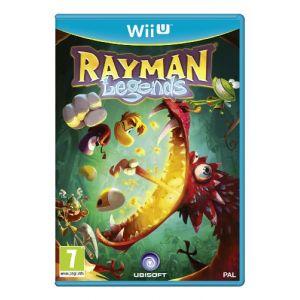 Rayman Legends [import anglais] [Wii U]