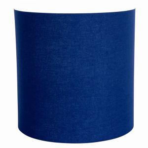 Corep Applique Demi-Lune en coton bleu roy