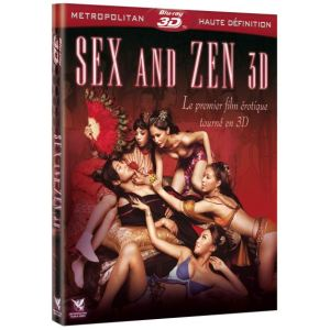 DVD - réservé Sex and Zen 3D